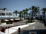 Local marina - Estepona 10 minute drive.