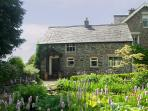 The cottage at Aberclwyd