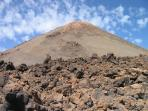 Mount Teide the highest mountain in Spain (with cable car) why not take a visit?