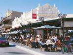 Fremantle Cafe Strip