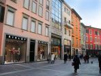 Bergamo Bassa via XX settembre