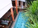 PESONA GUEST HOUSE JAKARTA - A picturesque swimming pool sits in the courtyard of this gorgeous B