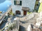 Access to Casa Caterina