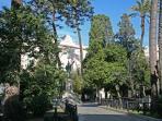 Plaza Candelaria.