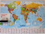 world's map