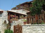 Village houses retain old world charm