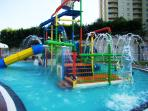 New Aqua Park in Gold City Resort