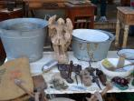 At Ostuni the antique market is every 2nd Sunday of the month