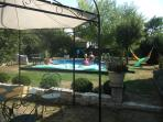 Garden and Splash Pool