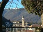 The village of Tarzo