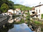 Brantome - Little Venice of the Dordogne