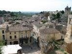 St Emilion - Wine Lovers Paradise - UNESCO World heritage site