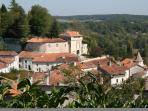 Aubeterre-sur-Dronne - One of the best villages in France