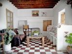 Living Room Casa Morisca