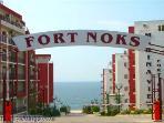 Fortnoks Entrance