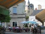 le Grand-Pressigny 2,5km - nearest village with restaurants bar bakers butchers market general store