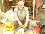 Meet Your Local Spice Man At Fethiye Market