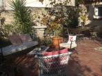jardin pris du portail soius le platane