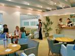 Interior of bar/restaurant