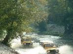 Jeep Safaris near Saklikent Gorge