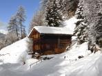 Karma Zoura in winter