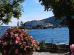 vue depuis l'isola Pescatore isole Bella