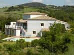 Villa with heated pool near Carcassonne, Languedoc