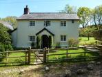 Newtown Cottage in the unspoilt New Forest