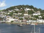 Kingswear across the Dart