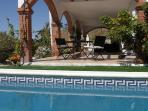 Poolview veranda