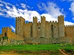Magnificent Obidos Castle