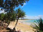 500 metres to Noosa's family friendly Main Beach, just behind Hastings Street