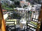 Panoramic Private Balcony & shared Roof Terrace