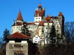 Bran, castle of Count Tepes (Dracula) - Transylvania, Romania