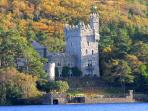 Glenveigh Castle and National Park