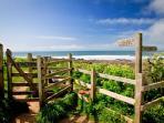 Miles upon miles of beautiful coastal paths