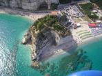 The island of Tropea