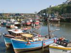 Mevagissey - a local fishing port