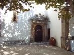 Quiet corner of Obidos