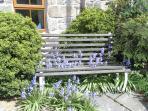 Grenfells Cottage front garden