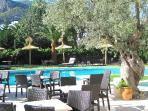 Laguna pool/bar on complex