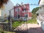 Villa 2 front