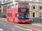 Bus no 48 : Walthamstow Central to London Bridge