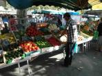 Local Markets for local produce