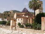 Sumacarcer - near the villa