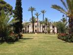 Hacienda Riquelme Gardens