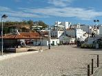 Alvor - The pretty nearby fishing village