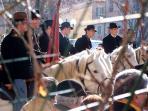 Fête traditionnelle provençale