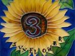 Sunflower Sidmouth No.3