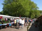 Market day in Diever